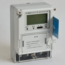 Однофазный однофазный счетчик электроэнергии Kwh Meter
