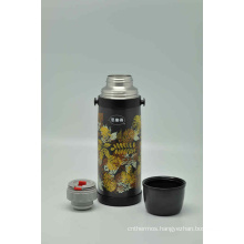High Quality 304 Stainless Steel Vacuum Flask Double Wall Svf-1000e Gray