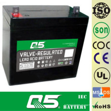 12V70AH Deep-Cycle Batterie Blei-Säure-Batterie Tiefentladungs-Batterie