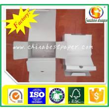 Preço de fábrica 300g Duplex Board Paper Grey Back