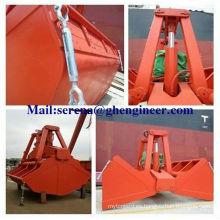 GHE 28T Motor Tolva marina Electro-hidráulica Grabadora