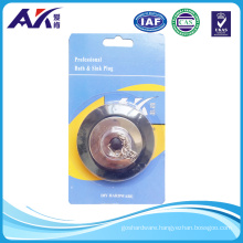 Rubber Drain Plug with Stainless Steel Chain