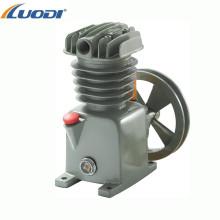 Air compressor parts small electric belt driven air compressor pump