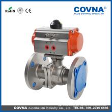 Válvula neumática de agua simple / de doble acción