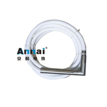 Right Angle Industrial Cartridge Heating Element with Metal Hose