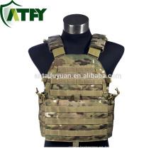 Sistema MOLLE Cinturón táctico Chaleco antibalas Ejército militar Armadura protectora Chaleco antibalas