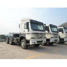 HOWO 6X4 40t Trailer Head 371HP Tractor Truck (ZZ42573241W)