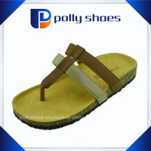 Hot Selling Men Cork Toe Flip Flop 2016