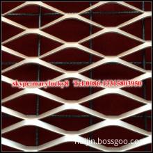Anti static PVDF Aluminum Expanded Metal Mesh