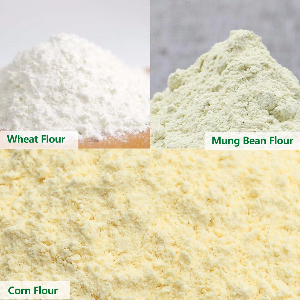 Wheat Flour Milling Machines