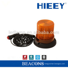new type LED amber alarm lamp truck Led Warning light magnetic rotating and LED Emergency Light Strobe Beacons