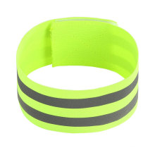 Elasticated Armband Wristband Ankle Leg Straps Safety Reflective Tape Straps Reflective Arm Runner Band