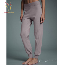 Mujeres Causal Moda Jogging Pantalones al por mayor Jogging Pants