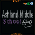 Ashland Middle School wholesale iron ons