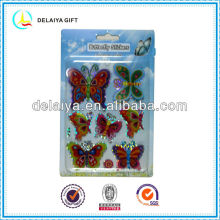 wooderful printing 3D butterfly stickers
