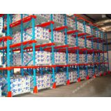 High Storage Density Steel Drive-in Pallet Rack