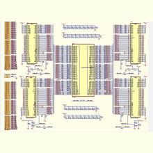 Tablero de control remoto inalámbrico Bluetooth PCB personalizado para dispositivos inteligentes