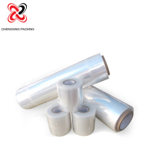 Clear PE plastic packaging rolls