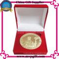Kundenspezifische Metal Religiöse Münze mit 3D Logo