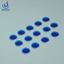 Optisches Glas 480 nm Bandpassfilter