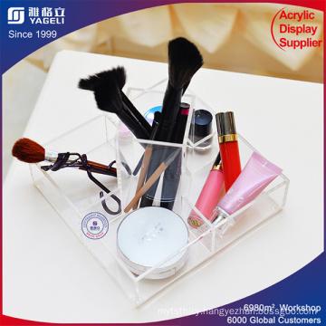 Acrylic Makeup Brush Holder for Cosmetics