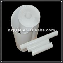ptfe skived plastic sheets and rods