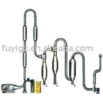 QG série ar vapor secador