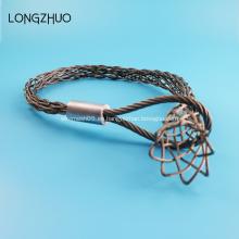 Puños de malla de alambre de material galvanizado SS304 SS616