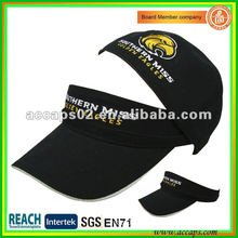 embroidery zipper baseball cap BC-0162