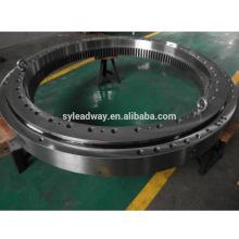 Большой Диаметр двойной Подшипник slewing ролика высокой емкости подъемного оборудования