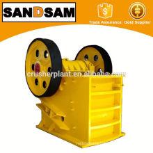 Energy saved jaw crusher capacity 100-200tons botswana