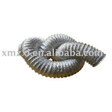 Conducto Flexible de aluminio de la hoja