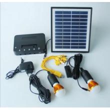 Sistema de generación de energía solar multifuncional.