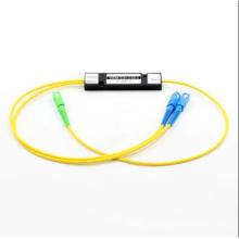 1 * 2 caja ABS CWDM con conectores Sc / FC / LC / St