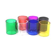 Tube en verre de remplacement coloré Obs avec prix d'usine