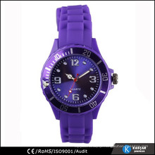 popular silicone wrist watch sport