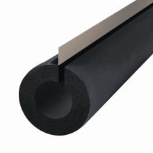 Black PVC/NBR rubber sponge insulation tube/pipe of air conditioner