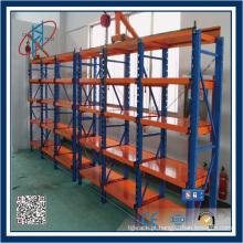 Bases de moldagem verticais de metal pesado
