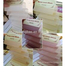 China Lieferant 25mm / 35mm / 45mm gefaltete Blindzubehör