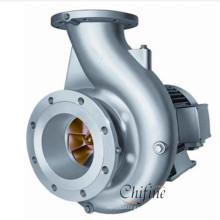 Couvercle en aluminium moulé sous pression pour corps de pompe