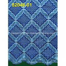 Hot Sell Big Voile Lace em 2015