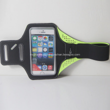 Черный лайкра спорт фитнес повязки для iphoneX