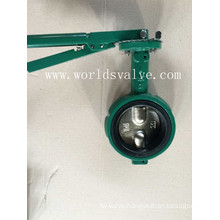 Demco Wafer Butterfly Valve
