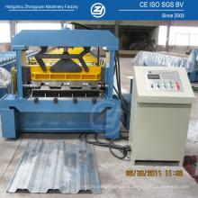Профилегибочная машина для производства настилов стального пола (YX51-315-945)