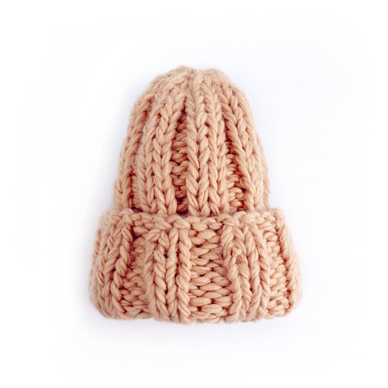 Winter warm shag hat knit hat ear cap (6)