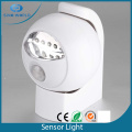 Bateria de globo 360 ° sensor LED Night light