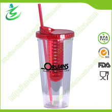 22 Oz Promotional Double-Wall Acrylic Infused Cup