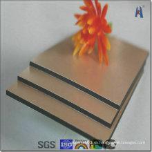 Techo de panel de aluminio compuesto caliente de la venta
