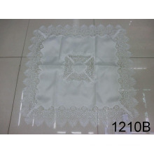 White Lace Tablecloth 1210b
