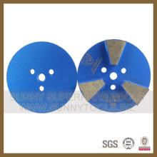 Quanzhou Suppier Diamond Floor moagem da placa de concreto (SYYH-05)